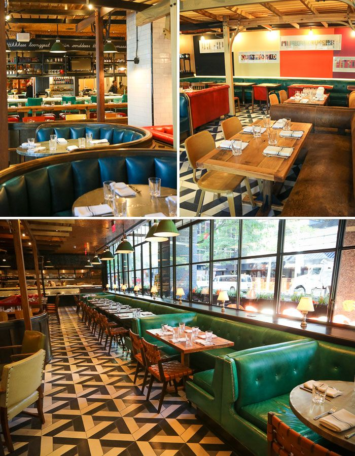Drake One Fifty Canada Retail Design Food Restaurant