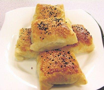 Emine Beder'den Hazır Yufka İle Talaş Böreği tarifi