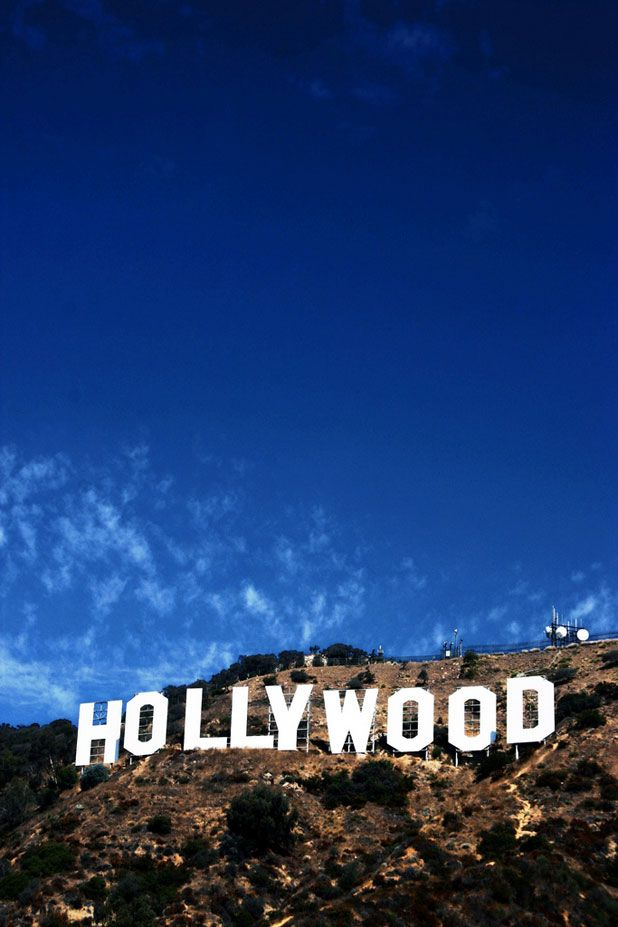 Hollywood Sign - California, USA - I want to take a pic with the Hollywood sign.