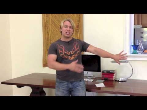 Neural Flossing (Glides) Exercises for the Ulnar Nerve - YouTube