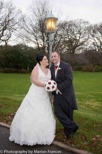 Christina & Keith - A beautiful winter wedding.
