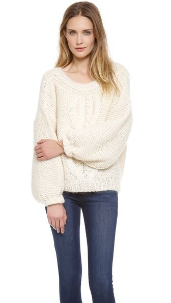 Mes Demoiselles Tess Pullover