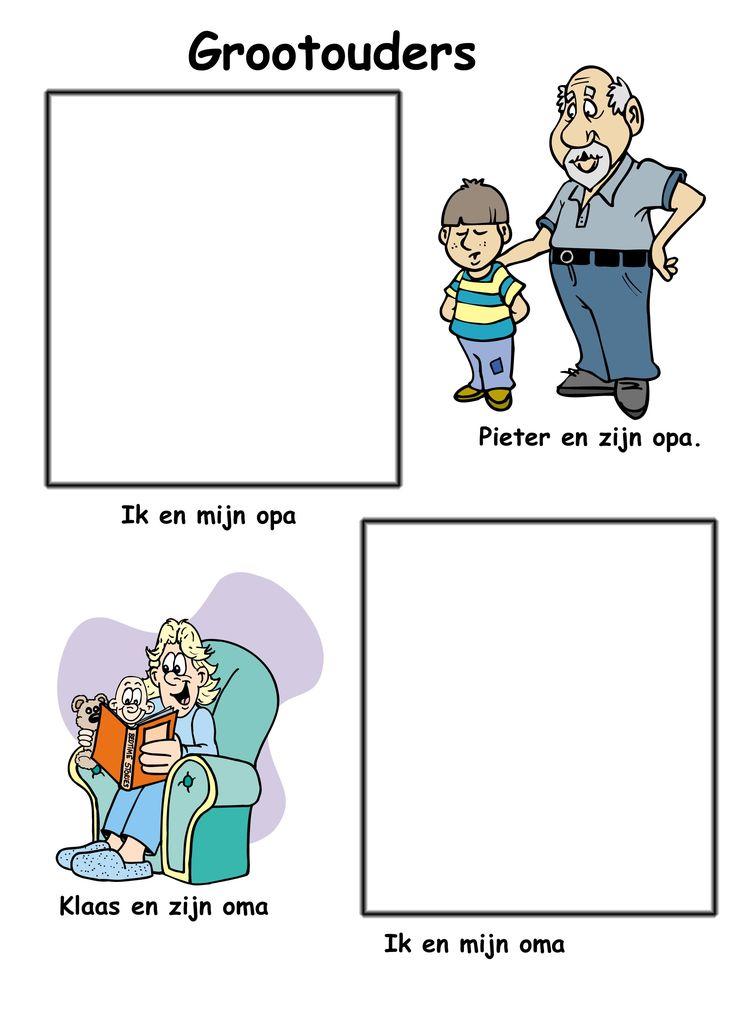 thema grootouders peuters - Google zoeken