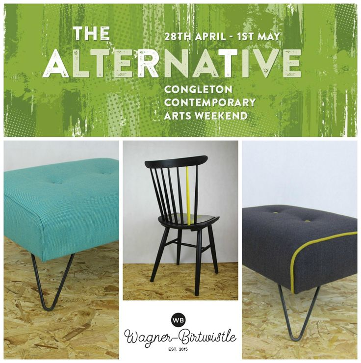 The Alternative Congleton Contemporary Arts Weekend 2016.  With Electric Picture House.  Art Fair on Sunday 1st May.