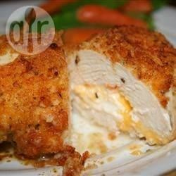 Pechugas de Pollo Rellenas con Limón y Ajo @ allrecipes.com.ar