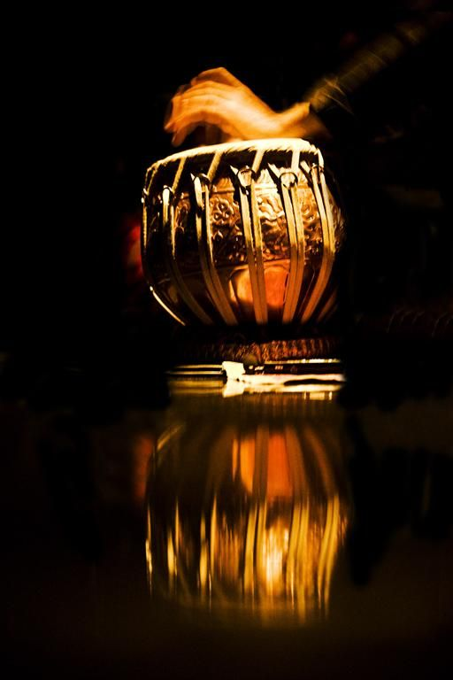 The Golden Tabla -- The Indian Percussion