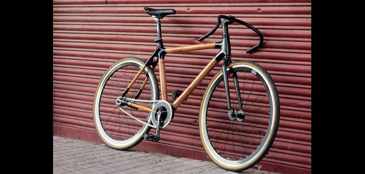 Bamboo Custom Bambu Campos Bike Bcb Fixed