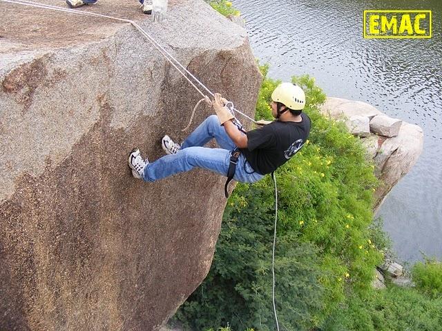 Rock Climbing | Rock Climbing in Pakistan | Rock Climbing Islamabad | EMAC
