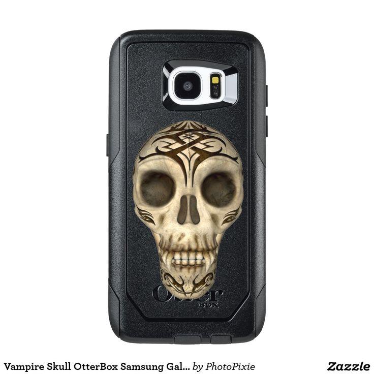 Vampire Skull OtterBox Samsung Galaxy S7