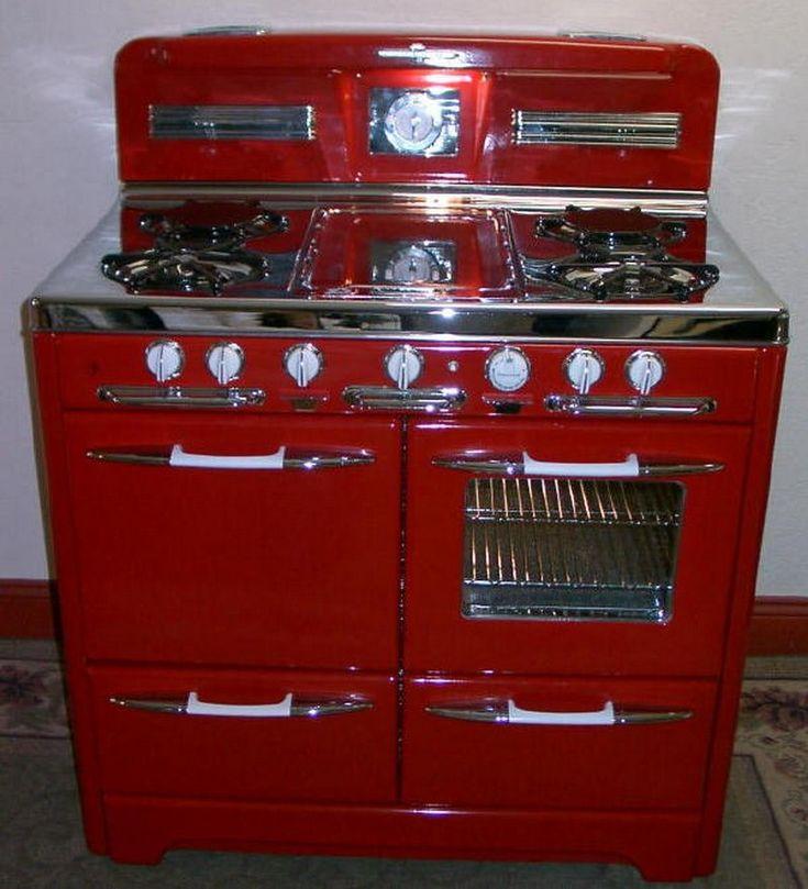 Vintage Stoves The Owner Builder Network Vintage Stoves Kitchen Stove Vintage Appliances