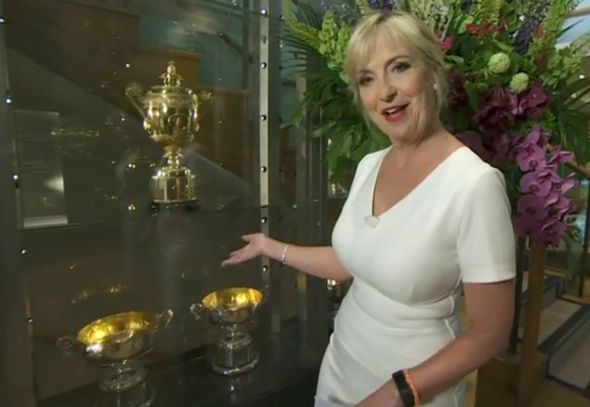 BBC Weather: Carol Kirkwood thrills as she flaunts fabulous curves in white dress - https://buzznews.co.uk/bbc-weather-carol-kirkwood-thrills-as-she-flaunts-fabulous-curves-in-white-dress -
