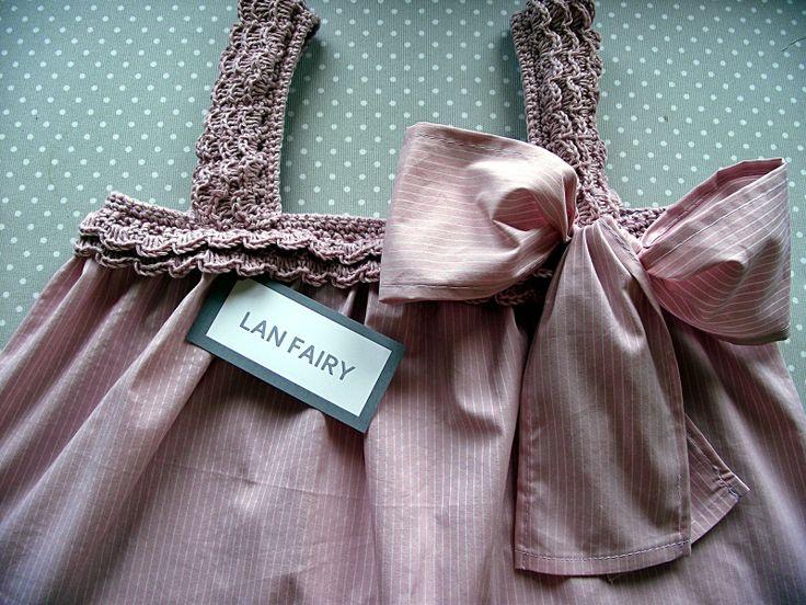 Vestido Anette de Lan Fairy Primavera-Verano 2014