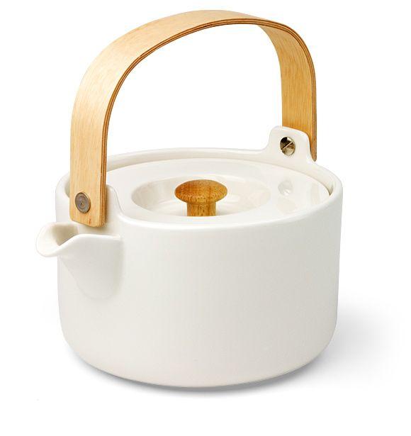 テーブルウェア:Oiva(オイヴァ)ティーポット / マリメッコ |北欧家具・雑貨のインテリア通販ショップ - morphica