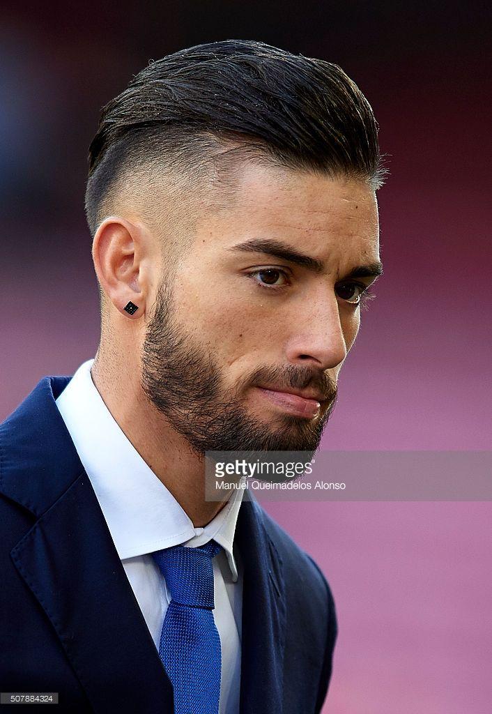 Yannick Carrasco Blgica Hair And Beards Pinterest Hair
