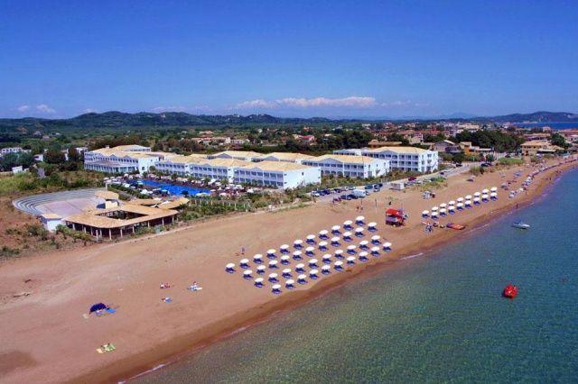 Hotel Aquis Sandy Beach, dovolena a zájazdy do hotela Korfu - INVIA.SK