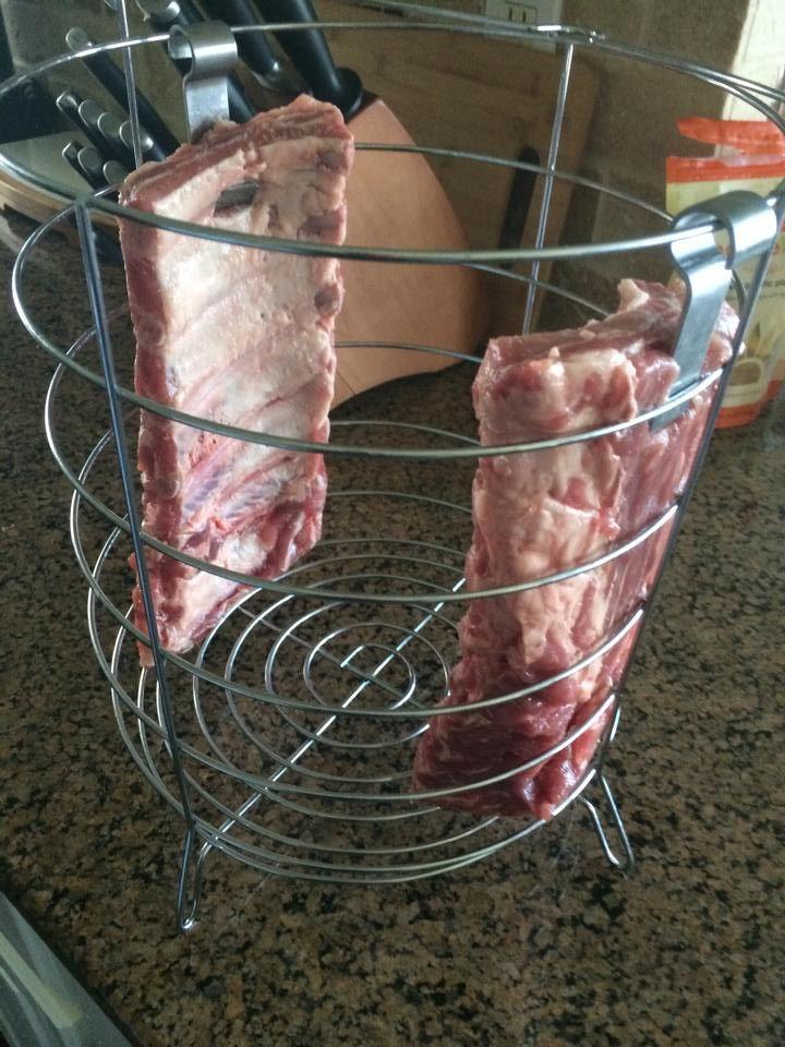Char-broil big easy ham recipes