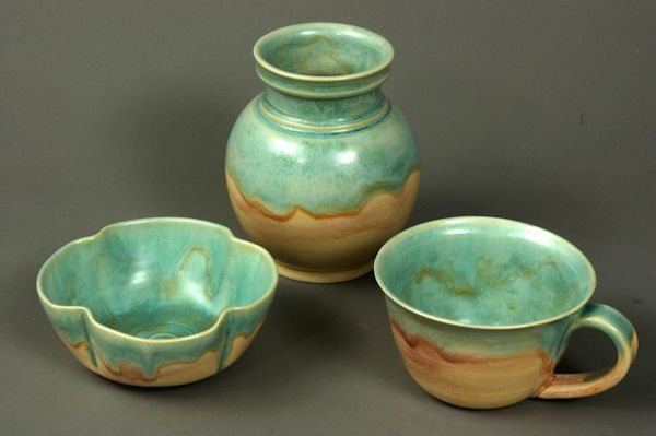 17 Best Images About Glaze Combos Green On Pinterest
