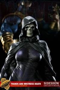 thanos and death cosplay, marvel - - Yahoo Image Search Results