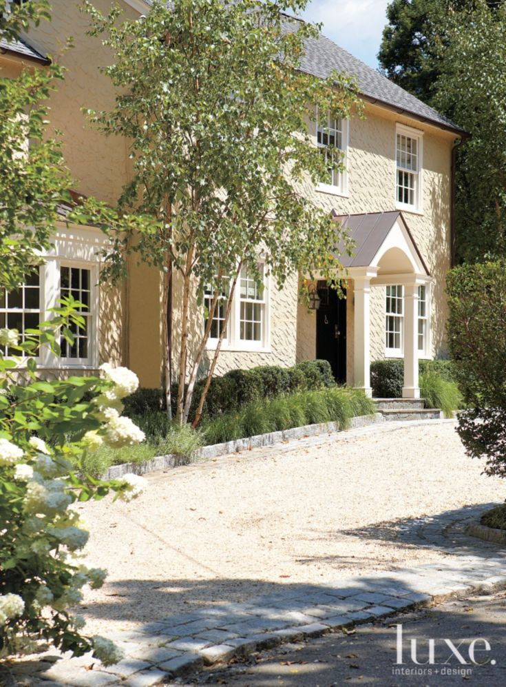 Beautiful Renovated Tudor Home Exterior