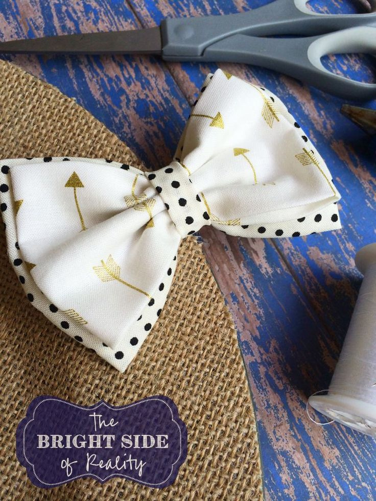 Make these easy (and super cute!) DIY hair bows with our fabric hair bow tutorial. But be warned, once you start making these you won't be able to stop.