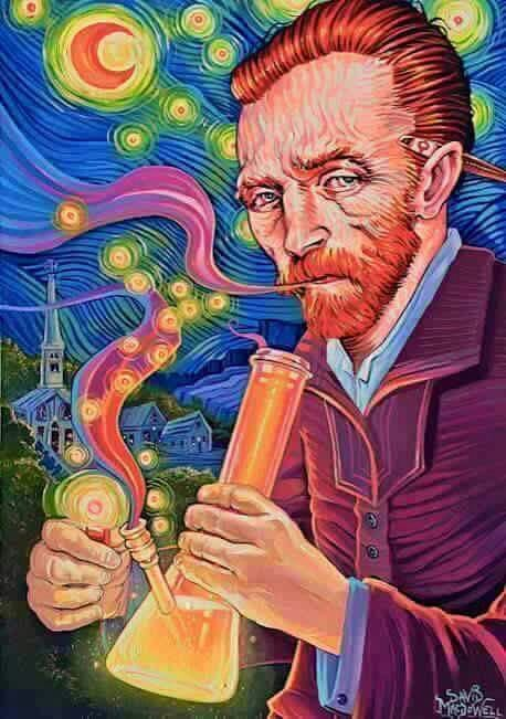 acid, art, and bong image