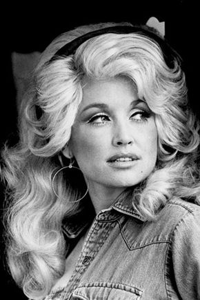 Who doesn't love Dolly?