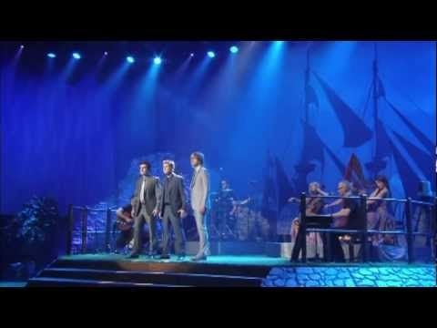 """Written by Canadian singer-songwriter Leonard Cohen, and being added to the Celtic Thunder Set List during the tour,'Hallelujah' (Hebrew word meaning """"Praise ye Jehovah"""") featuring Celtic Thunder's Neil Byrne, Keith Harkin & Emmet Cahill is released on 'Voyage II' on DVD, exclusive at the Celtic Thunder Online Store & Merchandise Talbe at the sh..."""