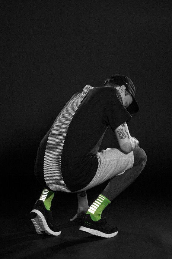 Reflective Running gear from ICNY