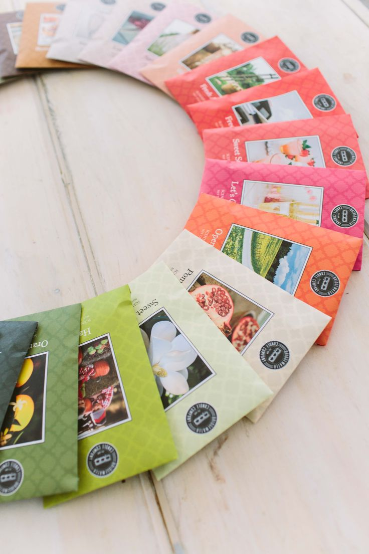 Sachets Are Super Versatile! Just Stick One Anywhere You Want Fragrance:  Cars, Closets