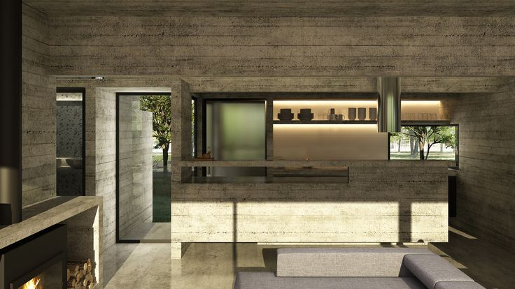 Besonias Almeida Arquitectos | Casa Hudson - Besonias Almeida Arquitectos