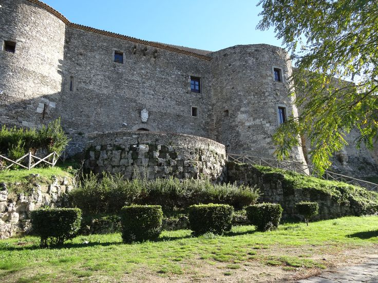 The Norman-Hoehenstaufen Castle of VIBO VALENTIA