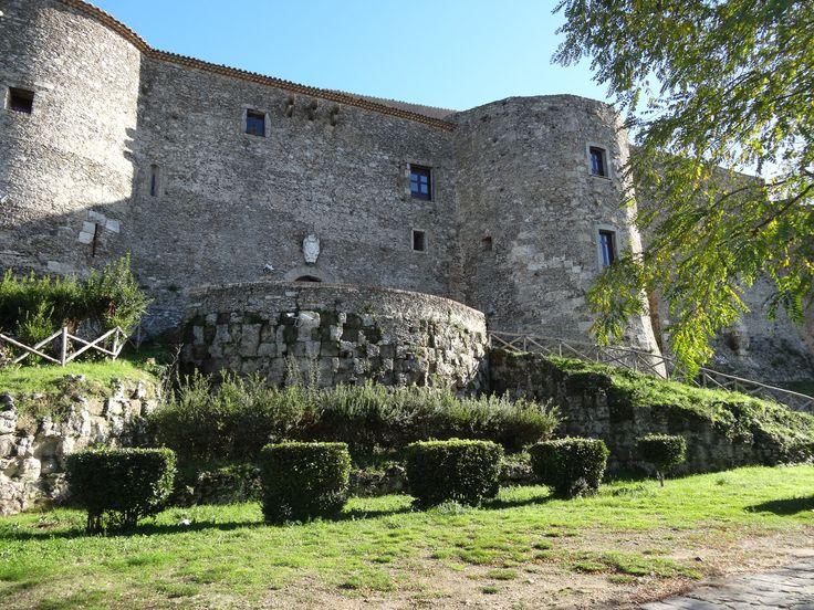 The Norman-Hoehenstaufen Castle of VIBO VALENTIA