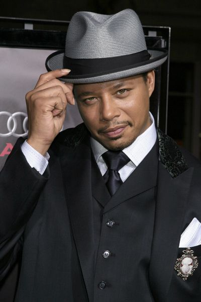 Although this picture of Terrence Howard isn't from the movie RedTails... go see it anyway! And give a listen to his music too!