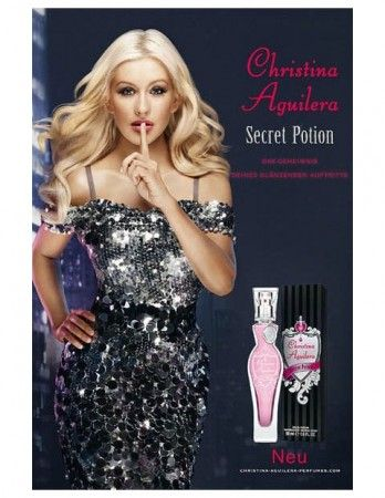 Christina Aguilera Secret Potion EDP 30ml női