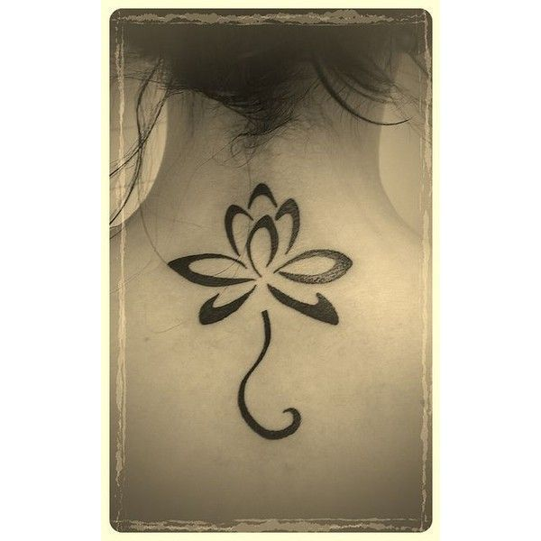 Lily Tattoo ❤ liked on Polyvore featuring accessories and body art