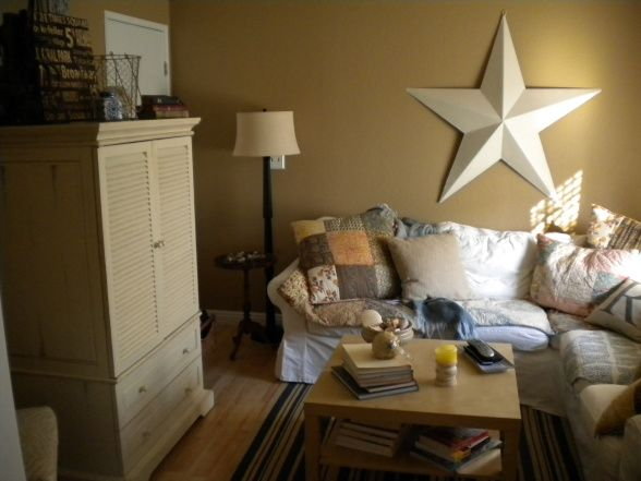 Family room in a mobile home. - Media Room Designs - Decorating Ideas - HGTV Rate My Space (3)