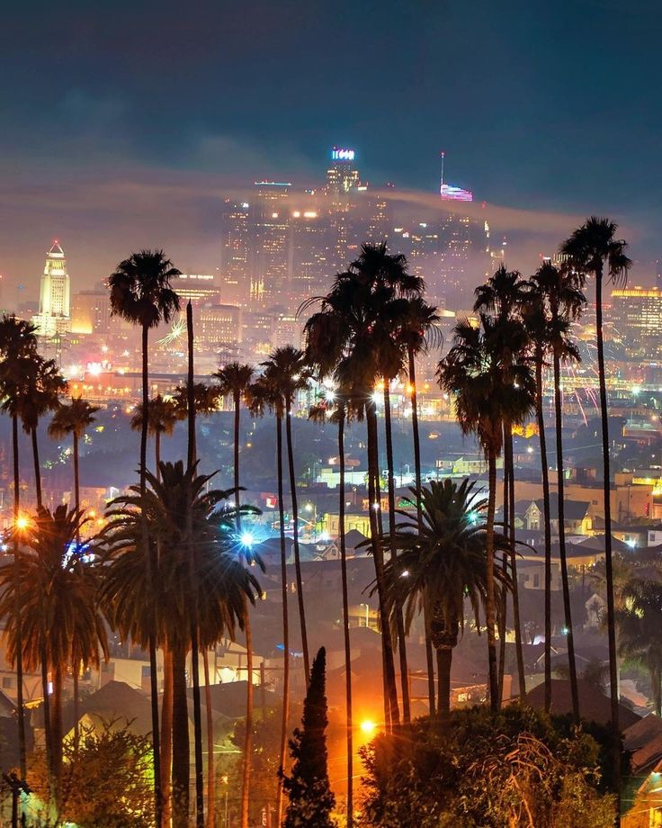 Downtown Los Angeles by Jasper de Jesus - California Feelings