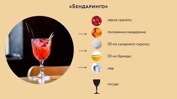 5 простых нетипичных коктейлей для домашней вечеринки.