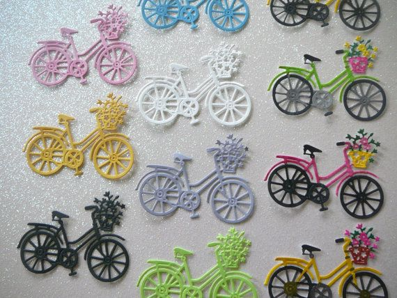 Pin On Bicycle Card Ideas