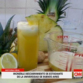 CNN   Estudiante de La Universidad de Buenos Aires Logra Increíble pérdida de peso.