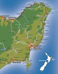Going to Gisborne, New Zealand - 2013
