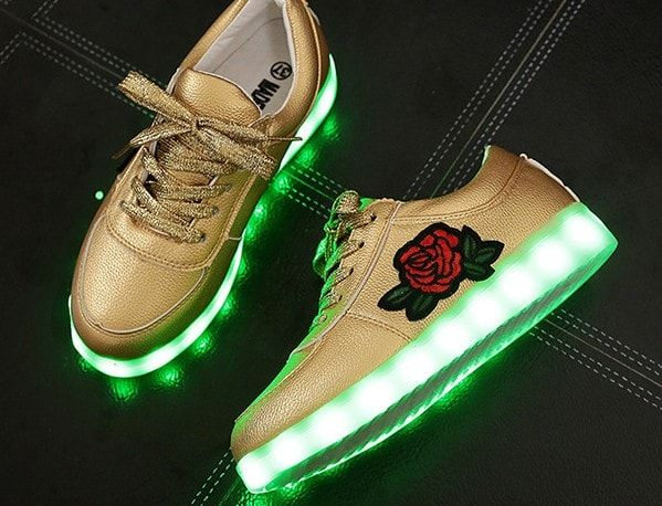 illuminated Luminous Sneaker Led simulation Glowing Sneakers