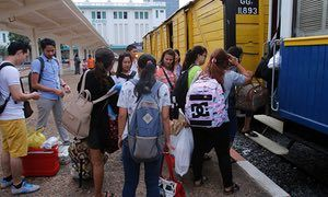 Cambodia revives train service between Phnom Penh and Sihanoukville | Travel | The Guardian