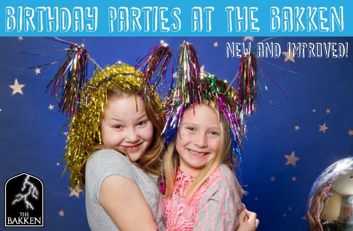 Birthday Parties at The Bakken Museum   Bakken Museum