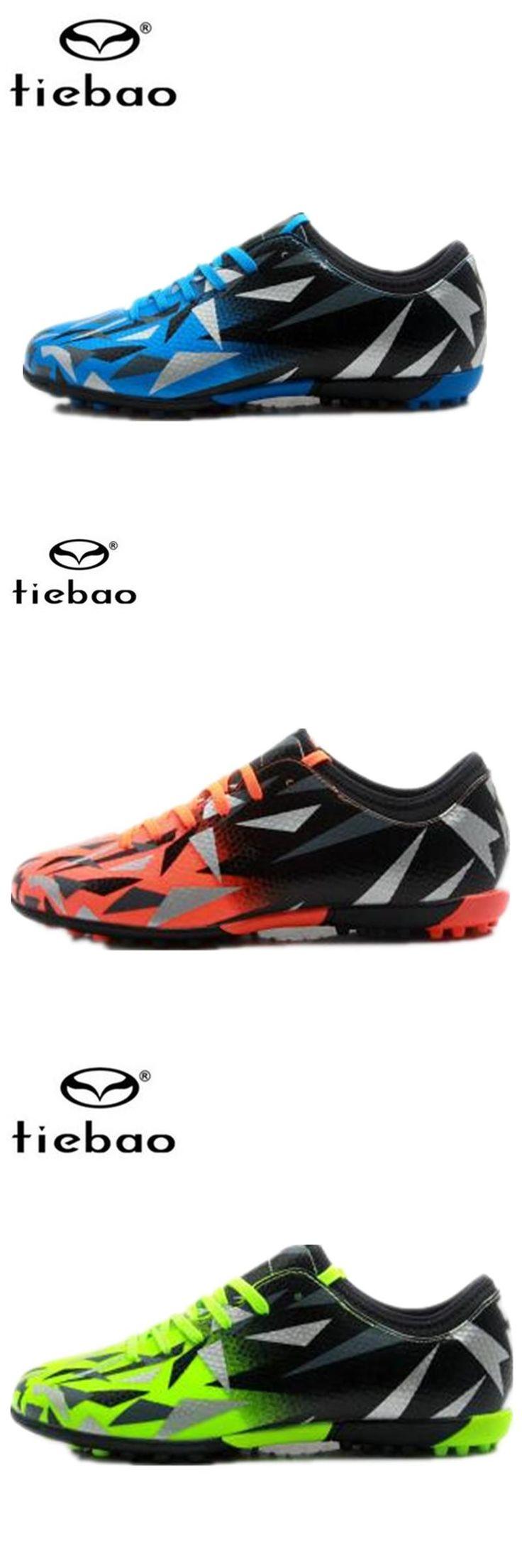 [Visit to Buy] TIEBAO soccer shoes chaussure foot chuteira futebol zapatillas futbol sala hombres shoes football fussball schuhe voetbal schoen #Advertisement