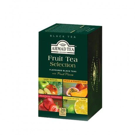 Ahmad Teas Assorted Teas - fruit tea