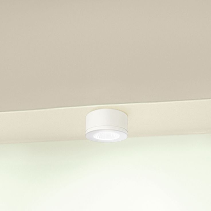 Newton 55 In -und Outdoor LED Deckenstrahler weiß -  - A054504.001