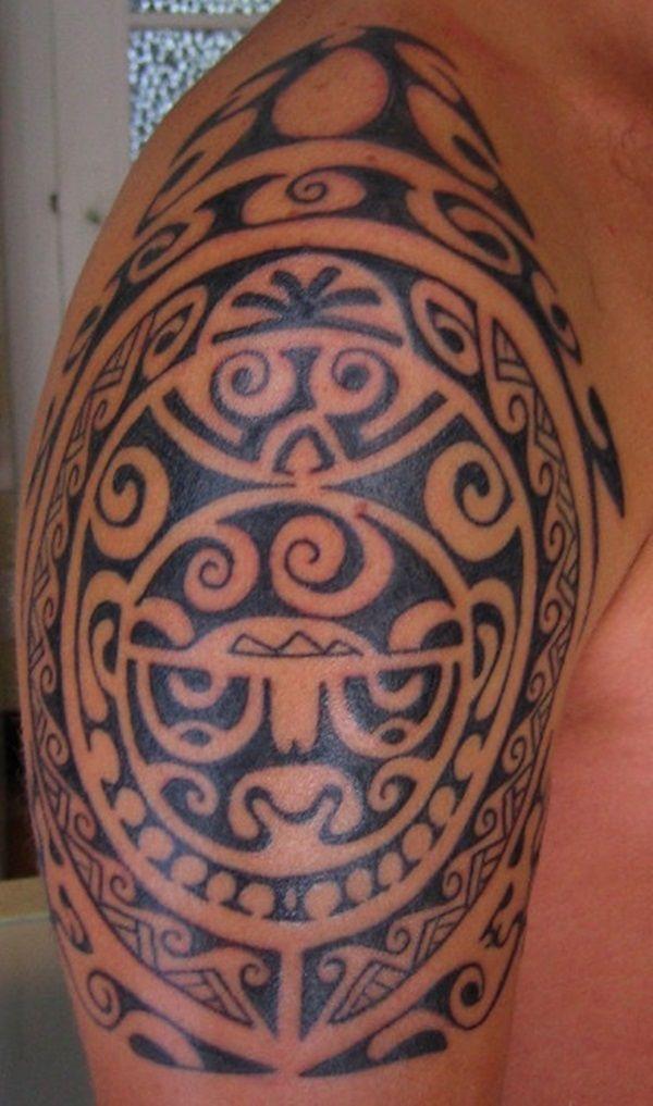 40 Maori Tattoo Vorlagen und Designs   http://www.berlinroots.com/maori-tattoo-vorlagen-und-designs/