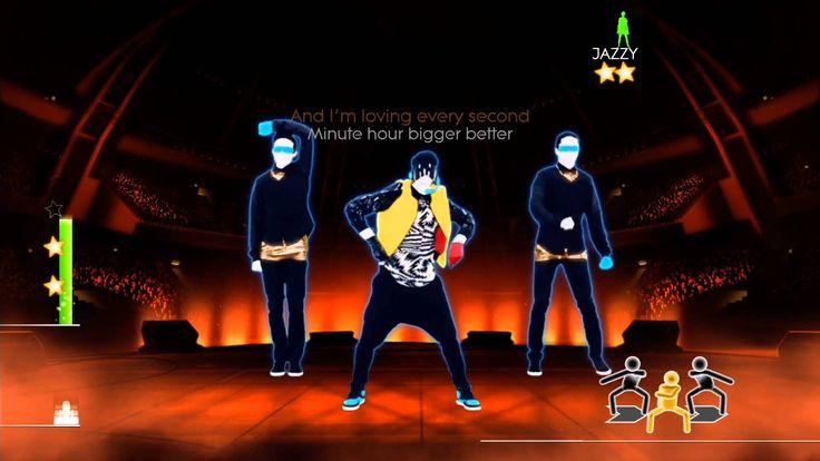 """Just Dance 2014! """"#thatPOWER(On Stage Version)"""" 5 Stars -Instrumental-"""