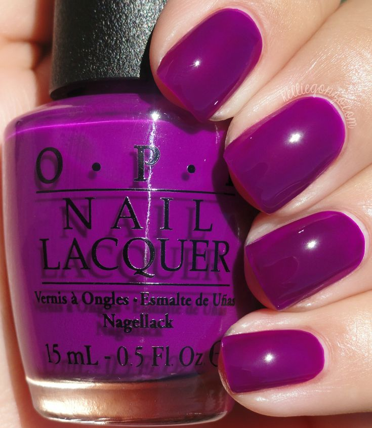 215 best My OPI Collection images on Pinterest | Belle nails, Nail ...